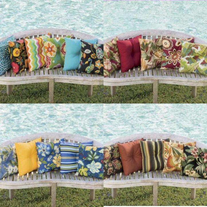 patio pillows