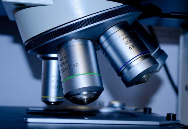 microscope medicine