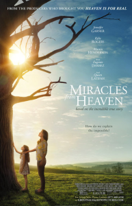 Miracles From Heaven dvd