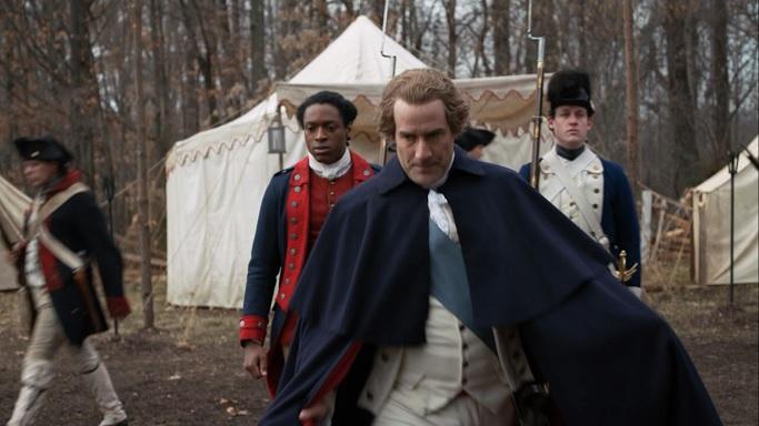 George_Washington_walks_past_Benjamin_Tallmadge