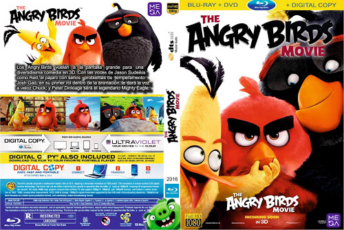 The Angry Birds Movie (2016) Tamil Dubbed Full Movie