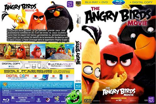 The Angry Birds Movie 2016-CoveRdvdGratiS.Com V1