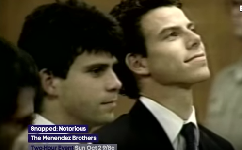 SNAPPED: NOTORIOUS – THE MENENDEZ BROTHERS' Reveals New