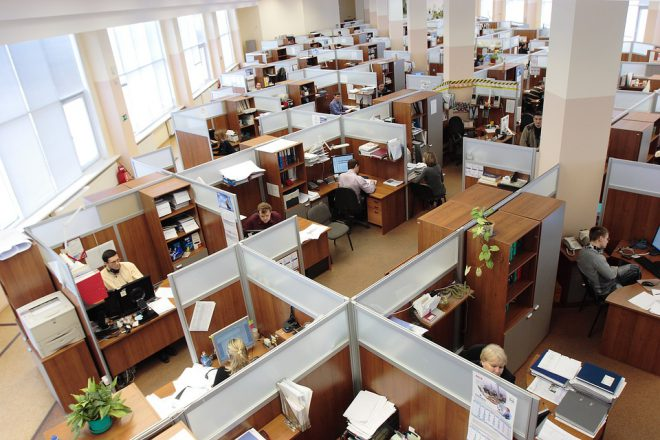 office-workers