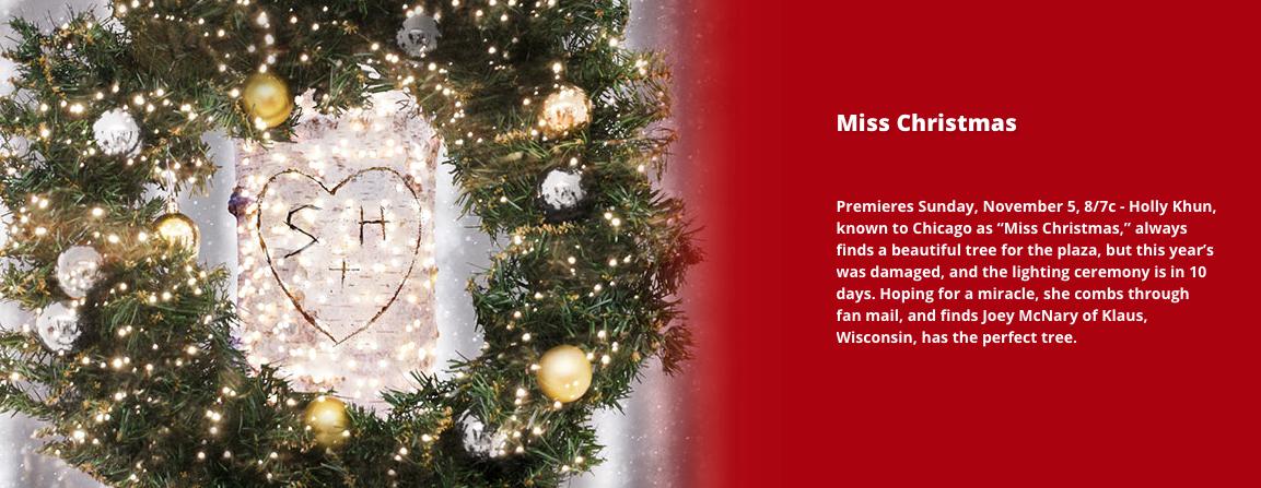 Hallmark Reveals Countdown To Christmas Movies for November ...