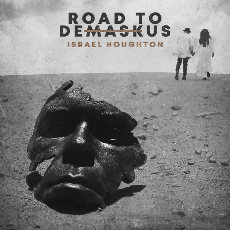 Israel Houghton-Road To DeMaskUs_Album Cover