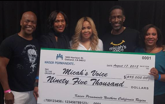 Kaiser Permanente Starts Autism Family >> Boyz Ii Men S Shawn Stockman And His Wife Receive Grant For Non