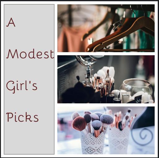 A Modest Girl