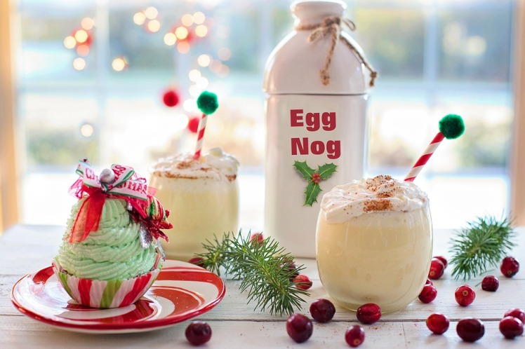 egg-nog-and- snack