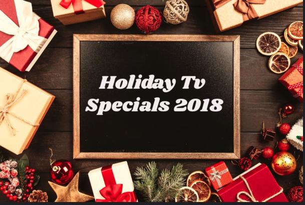 holiday tv 2018
