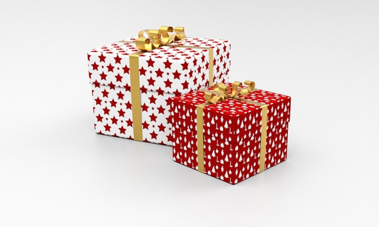 two presents