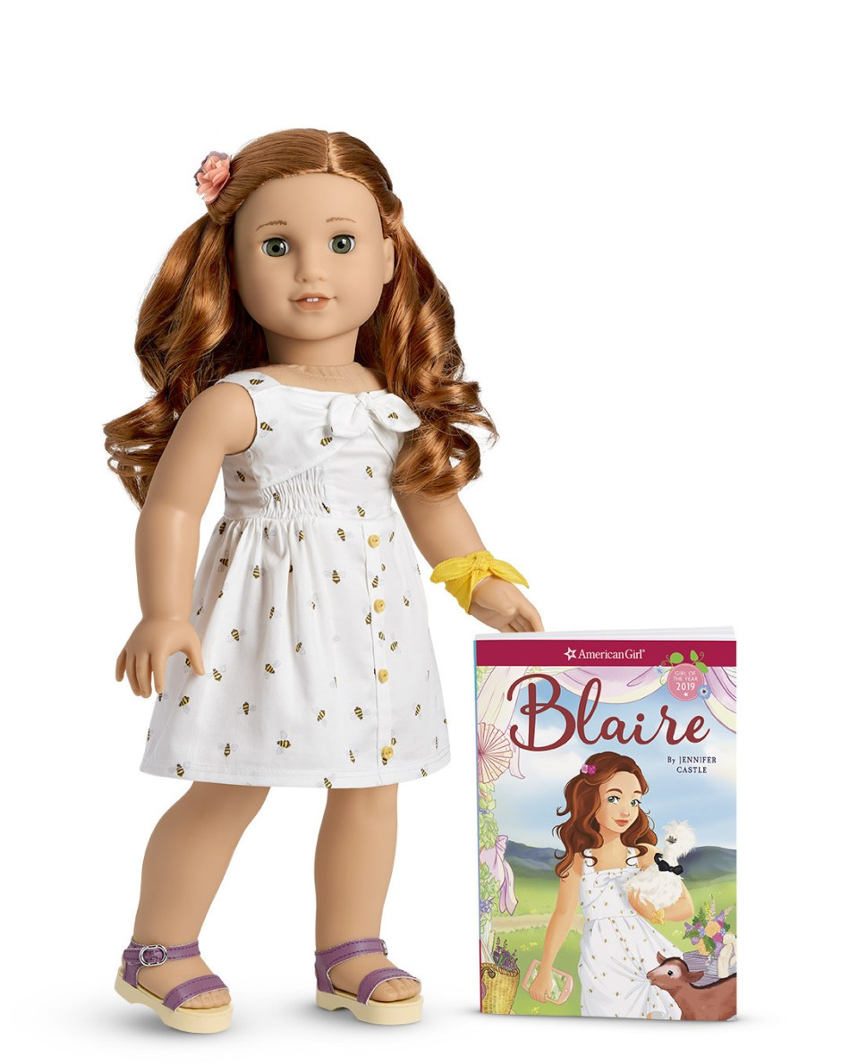 American Girl Blaire Doll