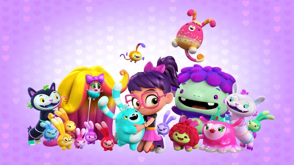 Spin Master-Spin Master-s Global Animated Preschool Series Abby