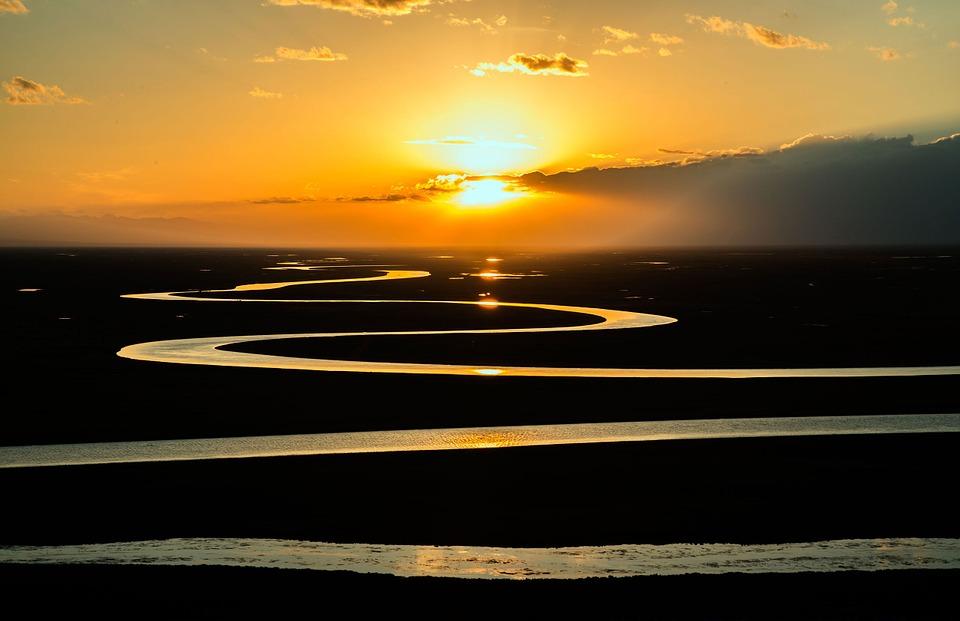 sunrise hope joy