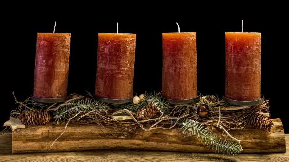 advent-wreath-christmas-wreath-candles-decoration-957056